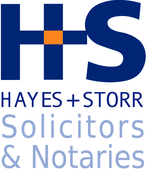 Hayes + Storr Solicitors and Notaries